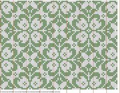 Discussion on LiveInternet - Russian Service Online Diaries Fair Isle Knitting Patterns, Knitting Charts, Knitting Stitches, Free Knitting, Motif Fair Isle, Fair Isle Chart, Fair Isle Pattern, Filet Crochet, Crochet Chart