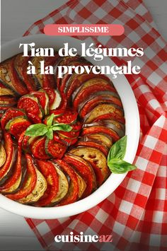 Classic French Dishes, Ratatouille, Cooking, Ethnic Recipes, Kitchen, Food, France, Dessert, French Dishes