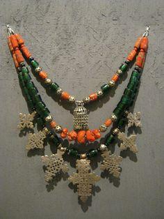 Traditional Коралі, Ukrainian necklace