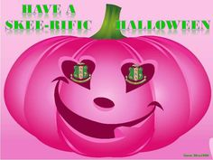 Have a Pink and Green Skee-Rific Sweet Day Sorors!!
