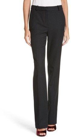 Rebecca Taylor Women's Pinstripe Pants
