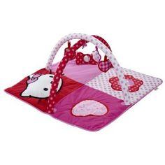 Hello Kitty Baby Gym Play Mat: