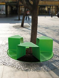 Tree grates-Tree grilles | Urban planters | sinus | mmcité. Check it out on Architonic
