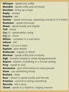 say words and ways to say by margarett