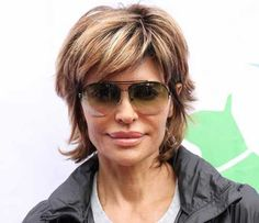 8.Short Hair Style For Over 50