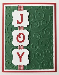 Cricut Christmas Cards, Stamped Christmas Cards, Simple Christmas Cards, Christmas Card Crafts, Homemade Christmas Cards, Merry Christmas, Printable Christmas Cards, Christmas Scrapbook, Homemade Cards