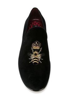 Dolce   Gabbana  Milano  Slippers - Farfetch a7708535d6894
