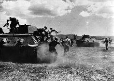 2ª Div Fusileros de la Guardia es asalto fortificaciones alemanas «Kuban cabeza de puente» península de Taman.1943