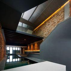Old Singapore Shophouse Transformed into a Cozy Modern Home With a Pool Inside   DesignRulz.com