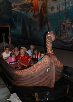 TBT: The Maelstrom ride opened on July 5, 1988 in the Norway pavilion of the World Showcase section of Epcot. On October 5, 2014 the ride closed to make way for a Frozen-based ride.