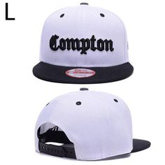 SOTT  12 Colors Mens Compton Snapback Hats Bone Gorras Swag LA Snapbacks  Compton Hip Hop Baseball Cap For Adult. Hat StylesDope HatsFashion ... b8ceb215ec51