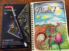 Sketchbook Inktens Derwent