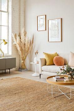 Home Decoration Living Room Living Pequeños, Boho Living Room, Home And Living, Living Room Decor, Living Spaces, Bedroom Decor, Colourful Living Room, Living Room Carpet, My New Room