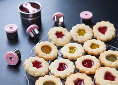 Ciastka z witrażami – Blog Milvai