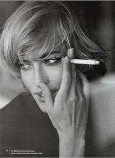 Tatjana Patitz by Peter Lindbergh - Alberto Aspesi F/W 1989