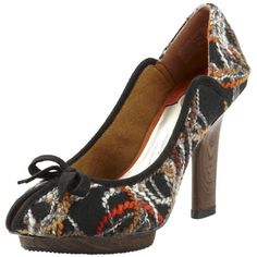 Women's Knitted Platform Pump  Isabel Toledo for Payless