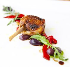 Confit of duck #food #catering