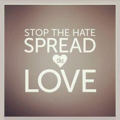 Spread love!
