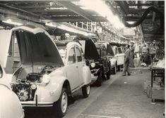 2 CV Production Line