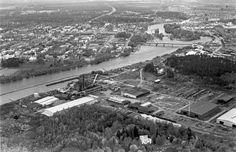 Penttilän saha. Joensuu. City Photo, Environment