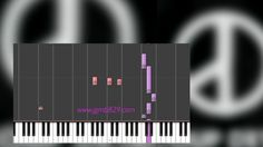 G-DRAGON - Black (Piano)