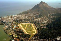 Rio de Janeiro - Lagoa Rodrigo de Freitas - Gávea - Jardim Botânico
