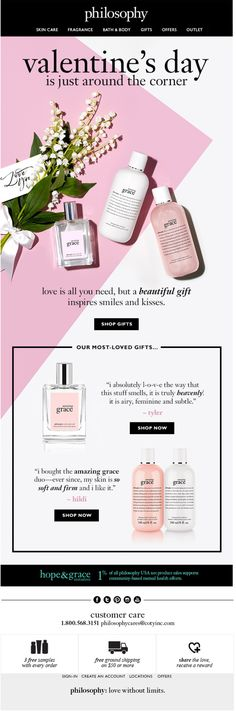 Philosophy - valentine's day email