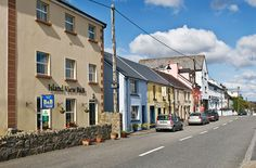 Centrally located in the picturesque fishing village of Roundstone, the family-run Island View B&B overlooks Bertraghboy Bay and the Twelve Bens. Bed And Breakfast, Connemara Ireland, Fishing Villages, Travel Memories, B & B, Places Ive Been, Street View, Island, Scotland