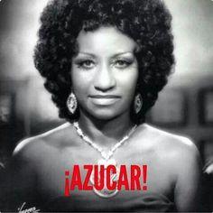 #1 salsera Celia Cruz