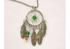 Dreamcatcher amulet - American Indian charm