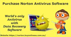 Norton Antivirus software is specially designed to detect and remove viruses from computers. It can also protect against a wide variety of threats, including other types of malicious software, such as browser hijackers, malware, Trojans, worms, rootkits, spyware, adware, botnets, and ransomware. Purchase Norton Antivirus Software Online today and get complete protection. Norton 360, Norton Internet Security, Norton Antivirus, Antivirus Software, Software Online, Data Recovery, Worms, Computers