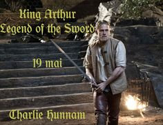 In cautarea mitului, King Arthur- Legend of the Sword - Raluca Brezniceanu King Arthur Legend, Charlie Hunnam, Sword, Movies, Movie Posters, Films, Film Poster, Cinema, Movie