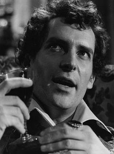 The Remains of the Day — Jeremy Brett as Lord Byron (1970) I think I...