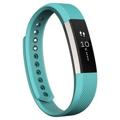 Fitbit Alta Smart Activity and Sleep Tracker Fitness Wristband Size Large - Teal #Fitbit