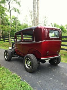 1930 Ford Model A 2dr Sedan Hot Rod