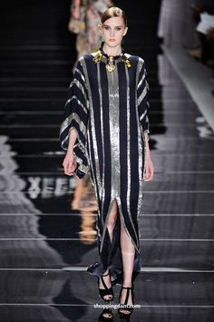 Naeem Khan Caftan Gowns 2012 Collection. :-)