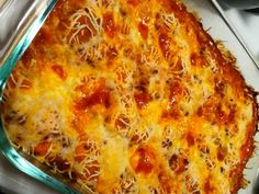 Emily Bites - Weight Watchers Friendly Recipes: Bubble Up Enchilada Casserole