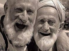 Father 99 old and son 78 years old. Breathtaking photo <3 ( FB )