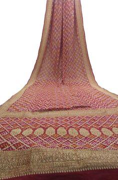 Pure Georgette Sarees, Bandhani Saree, Silk Sarees Online, Bridal Outfits, Saris, Designer Wear, Blouse Designs, Designers, Colours