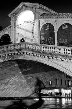 Italy - Venice: The Romantic by John & Tina Reid, via Flickr