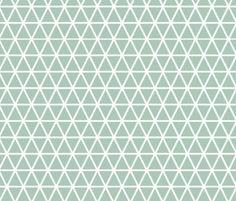Crib Sheet Crib Bedding Triangles Crib Sheet Woodland by CoolSpool