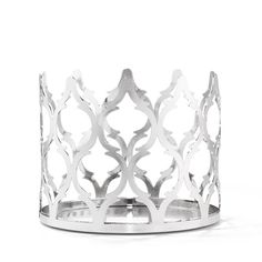 Decorative #Candle Sleeve new in #AvonLiving at www.deannasbeautyshop.com. Turn one of our candles into a chic, decor statement. This cutout metal sleeve can be used with any of Avon's 11 oz. scented candles. Add some flare to your scented candles throughout the house.