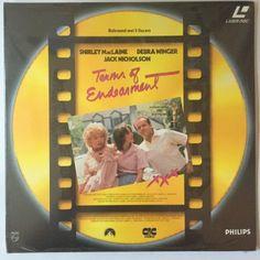 Terms of Endearment Laserdisc