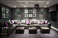 Taylor howes luxury interior design - london uk taylor howes, home cinemas, Interior Design London, Top Interior Designers, Luxury Interior Design, Best Interior, Interior Design Inspiration, Interior Design Living Room, Room Interior, Home Cinema Room, Home Theater Rooms