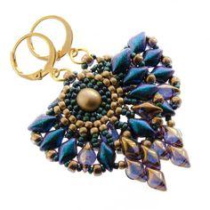 """,,Danai"""" earrings   Matubo"""