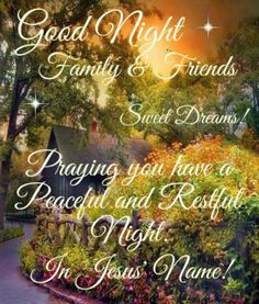 105 Best Good Night Blessings images in 2019 | Good night