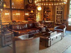 Restoration hardware brompton cocoa 46 deep 9 39 wide for Restoration hardware furniture manufacturer
