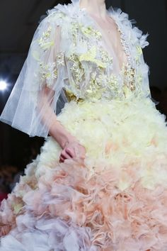 Marchesa Women Fashion Show Ready to Wear Collection Spring Summer 2016 in New York