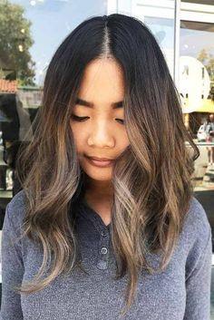 Amazing Ideas for Long Bob Haircuts ★ See more: http://glaminati.com/long-bob-haircuts/