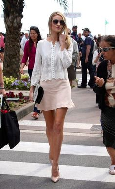 stylish street fashion look